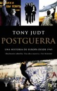 POSTGUERRA - 9788430606108 - TONY JUDT