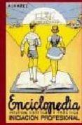 enciclopedia alvarez: iniciacion profesional-antonio alvarez-9788441410008
