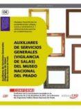 AUXILIARES DE SERVICIOS GENERALES (VIGILANCIA DE SALAS) DEL MUSEO NACIONAL DEL PRADO. PRUEBAS PSICOTÉCNICAS (COMPRENSIÓN - 9788468141008 - DONATO VARGAS FERN�NDEZ Y JUAN MOLINA HERN�NDEZ