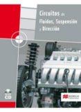 circuitos de fluido, suspension y direccion (grado medio 2008 pac k)-esteban jose dominguez soriano-9788479422608