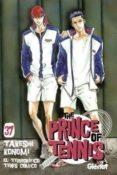 THE PRINCE OF TENNIS Nº 37 - 9788483572108 - TAKESHI KONOMI