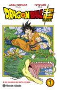 DRAGON BALL SUPER Nº01 - 9788491460008 - AKIRA TORIYAMA