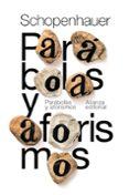 parábolas y aforismos (ebook)-arthur schopenhauer-9788491811206