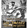 LOS JIMENEZ SUEÑAN COMO QUIEREN - 9788494783708 - ROBERTO RUIZ CESPEDES