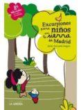 EXCURSIONES PARA NIÑOS POR LA SIERRA DE MADRID - 9788498732108 - JAVIER ZARZUELA ARAGON