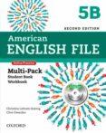 AMERICAN ENGLISH FILE 5 MULTIPACK B 2ED - 9780194776318 - VV.AA.