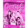 QUEST 5 PRIMARY ACTIVITY BOOK PACK (N/E) - 9780230478718 - VV.AA.