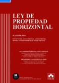 LEY DE PROPIEDAD HORIZONTAL: COMENTARIOS, CONCORDANCIAS, JURISPRU DENCIA, NORMAS COMPLEMENTARIAS E INDICE ANALITICO (9ª ED.) - 9788417135218 - ALEJANDRO. FUENTES-LOJO RIUS, ALEJANDRO FUENTES-LOJO LASTRES
