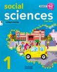 THINK SOCIAL SCIENCE 1º PRIMARIA LA MODULO 1 - 9788467383218 - VV.AA.