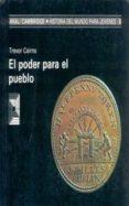 el poder para el pueblo-trevor cairns-9788476005118