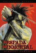 LA ESPADA DEL INMORTAL Nº 16 (2ª ED) - 9788484496618 - HIROAKI SAMURA