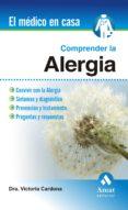 COMPRENDER LA ALERGIA - 9788497352918 - VICTORIA CARDONA