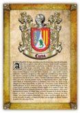 APELLIDO CUEVA / ORIGEN, HISTORIA Y HERÁLDICA DE LOS LINAJES Y APELLIDOS ESPAÑOLES E HISPANOAMERICANOS (EBOOK) - cdlhf00014118 - ANTONIO TAPIA