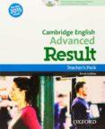 CAE RESULT TB & DVD PK ED 2015 - 9780194512428 - VV.AA.