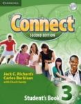CONNECT 3 STUDENT S BOOK WITH SELF-STUDY AUDIO CD 2ND EDITION - 9780521737128 - VV.AA.