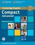 COMPACT ADVANCED STUDENT S BOOK WITH ANSWERS WITH CD-ROM - 9781107418028 - VV.AA.