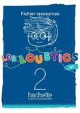 LES LOUSTICS A1.2 CARPETA RECURSOS - 9782011559128 - VV.AA.