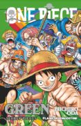 ONE PIECE GUIA GREEN - 9788416051328 - EIICHIRO ODA
