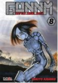 GUNNM (BATTLE ANGEL ALITA) Nº 8 - 9788417490928 - YUKITO KISHIRO