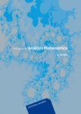 PRINCIPIOS DE ANALISIS MATEMATICO - 9788429150728 - ENRIQUE LINES ESCARDO