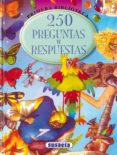 250 PREGUNTAS Y RESPUESTAS - 9788430542628 - VV.AA.