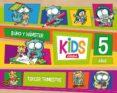 KIDS 5 AÑOS 3º TRIMESTRE ED 2013 - 9788468309828 - VV.AA.