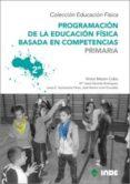 PROGRAMACION DE LA EDUCACION FISICA BASADA EN COMPETENCIAS: 2º CU RSO (6 VOLUMENES) - 9788497292528 - VICTOR MAZON