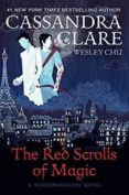 the red scrolls of magic (the eldest curses 1)-cassandra clare-wesley chu-9781471162138