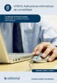aplicaciones informáticas de contabilidad. adgd0308 (ebook)-francisco javier cruz jimenez-9788416758838