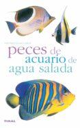 PECES DE ACUARIO DE AGUA SALADA - 9788430554638 - VV.AA.