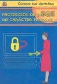 PROTECCION DE DATOS DE CARACTER PERSONAL - 9788434018938 - VV.AA.