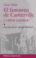 EL FANTASMA DE CANTERVILLE - 9788441407138 - OSCAR WILDE