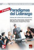 PARADIGMAS DEL LIDERAZGO: CLAVES DE LA DIRECCION DE PERSONAS - 9788448133238 - VV.AA.