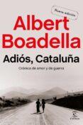 adios cataluña-albert boadella-9788467053838