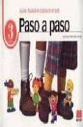 PASO A PASO 3. ACCION TUTORIAL EN EDUCACION INFANTIL (3 AÑOS) - 9788472782938 - MARIA JOSE MARRODAN GIRONES