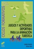 juegos y actividades deportivas para la animación turística (ebook)-xavier puertas-sivlia font-9788499587738