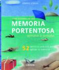 MEMORIA PORTENTOSA, SEMANA A SEMANA - 9789089985538 - DOMINIC O|BRIEN