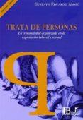 TRATA DE PERSONAS - 9789974745438 - GUSTAVO EDUARDO ABOSO