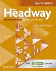 NEW HEADWAY PRE-INTERMEDIATE: WORKBOOK WITH KEY PACK 2011 (4TH ED .) - 9780194769648 - VV.AA.