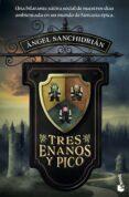 tres enanos y pico-angel sanchidrian-9788408205548