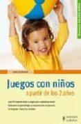 JUEGOS CON NIÑOS A PARTIR DE 2 AÑOS - 9788425517648 - ANNE PULKINEN
