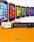 APRENDER WINDOWS 8.1 CON 100 EJERCICIOS - 9788426721648 - VV.AA.