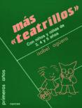 MAS TEATRILLOS: CON NIÑOS Y NIÑAS DE 3, 4 Y 5 AÑOS - 9788427710948 - ISABEL AGUERA