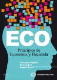 PRINCIPIOS DE ECONOMIA Y HACIENDA - 9788447036448 - FRANCISCO CABRILLO