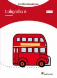 CALIGRAFIA 6 PAUTA - 9788468012148 - VV.AA.
