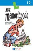 EL MEMORIAPODO - 9788489655348 - ANA MARIA ROMERO YEBRA