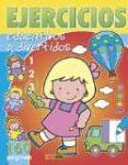 EJERCICIOS EDUCATIVOS Y DIVERTIDOS ROJO - 9788490943748 - VV.AA.