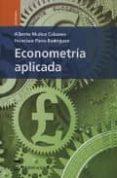 ECONOMETRIA APLICADA - 9788496062948 - A. MUÑOZ CABANES