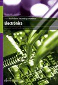 ELECTRONICA - 9788496334748 - JOSE LUIS SANTOS DURAN