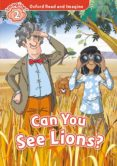 Comprar. oxford read and imagine  level 2  can you see lions  mp3 pack- 8f245b6006f